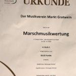 Marschwertung 2016