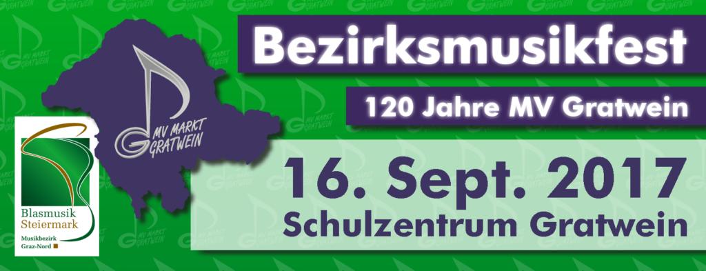 Bezirksmusikfest Gratwein